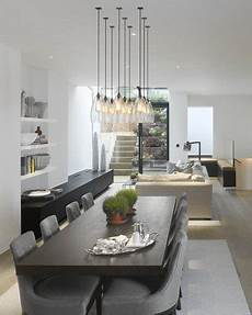 Glass Pendant Lights Over Dining Table Clear Glass Pendant Ceiling Light Upton Industrial