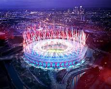London Olympic Stadium Lights Design London Olympic Stadium Stadiumdb Com