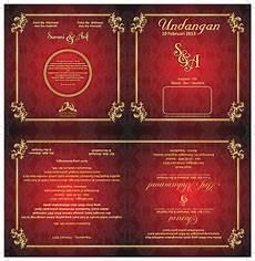 download desain undangan pernikahan elegan format