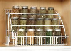 rubbermaid spice rack storage cabinet pull rack shelf