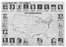 Fbi Mafia Chart American Mafia Wikipedia