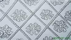 Nakshi Kantha Design How To Make Bangladeshi Nakshi Kantha Design Nokshi Art