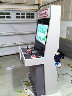 diy arcade cabinet discussion neogaf