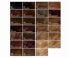 Professional Clairol Hair Color Chart These Hair Color Charts Will Help You Find The Perfect