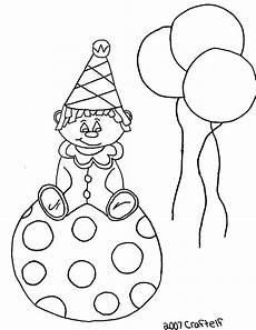 malvorlagen fur kinder ausmalbilder clown kostenlos
