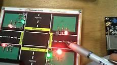 Sensor Based Traffic Light System Traffic Light System Using Cyclone Ii Altera De1 Board