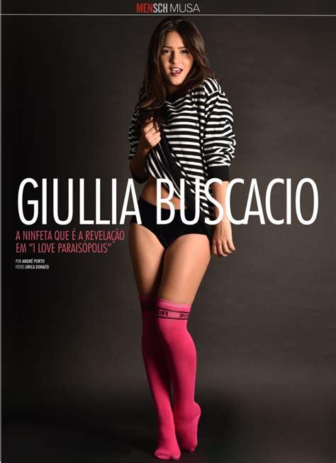 Giullia Buscacio Nude