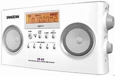 Digital Radio Tracker Chart Sangean Pr D5 Portable Radio With Digital Tuning And Rds
