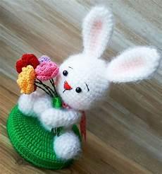 white rabbit amigurumi pattern amigurumi today