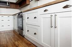 5 types of handles for your kitchen cabinets