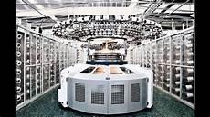 circular knitting machine knitting process