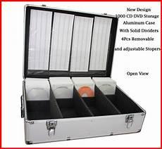 sleeve for suitcase foshan factory price 1000 cd dvd aluminum storage