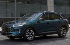2020 Ford Escape Color Chart Here Are The 2020 Ford Escape Colors
