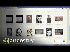 What Is A Family Tree Ancestry Com Online Family Trees Uploading Pictures And