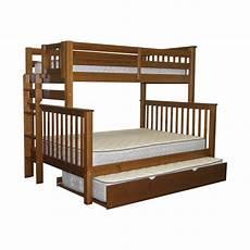 bedz king mission bunk bed reviews wayfair