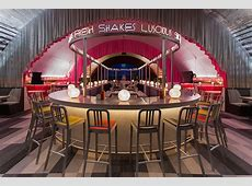 David Rockwell Unveils The Diner Pop Up Restaurant In