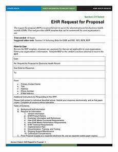 Template Proposal 40 Best Request For Proposal Templates Amp Examples Rpf