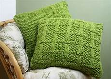 knitting free knitting pattern 003 square lattice pattern cushion covers