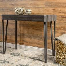 Rustic Wood Sofa Table 3d Image by Modhaus Living Modern Rustic Wood Console Sofa Table With