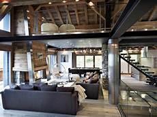 Deco Montagne Design D 233 Coration Chalet De Montagne Chic Ou Moderne Les Cocons