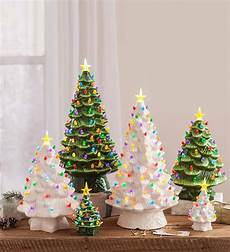 Ceramic Lighted Christmas Trees For Sale Indoor Outdoor Battery Operated Lighted Ceramic Christmas