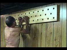 Pegboard Climbing Wall Peg Board Climbing