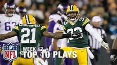 top 10 plays week 17 nfl highlights