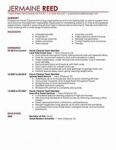 Janitorial Skills 70 Amazing Maintenance Amp Janitorial Resume Examples