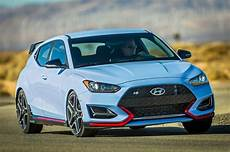 2019 Hyundai Veloster Turbo by 2019 Hyundai Veloster N Makes Debut In Detroit