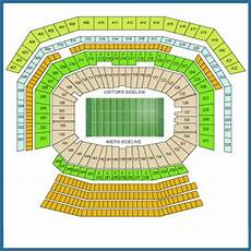 49ers Seating Chart Levi S Stadium Seating Chart Pictures Directions And