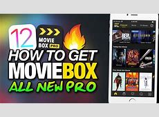 NEW How To Get MOVIEBOX PRO! On iOS 12 FREE MOVIES & TV