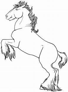 pferde 29 malvorlagen xl