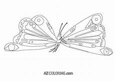 Malvorlage Raupe Schmetterling Hungry Caterpillar Coloring Pages Coloring Home