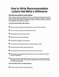 How To Write A Recommendation Letter For Green Card How To Write A Letter Of Recommendation