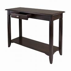 winsome nolan occasional table cappuccino