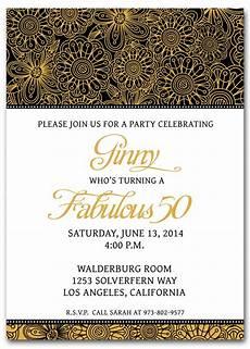 50th Birthday Invitations Free 50th Birthday Invitation Templates Free Printable