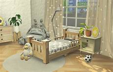 my sims 4 classic toddler bed frame and mattress