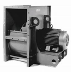 Centrifugal Fans Square Backward Inclined Blowers