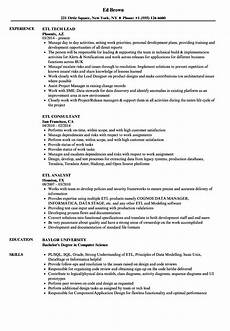 Etl Testing Resume 10 Examples Of Bad Resumes Pdf Proposal Resume