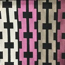 piccadilly geometric cut velvet upholstery fabric by the