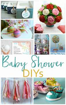 baby shower diy projects the shirley journey