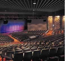 Borgata Theater Seating Chart Borgata Hotel And Casino Auerbach Consultants