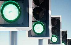 Green Light On Car Uk Quot Green Wave Quot Given To Uk Motorists Autoevolution