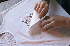 iron on decals for clothes pea how to make your own iron on transfers with a printer