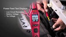 Power Probe Chart The New Power Probe Iv Electrical Diagnostic Tool Youtube