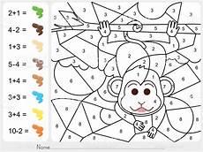 Malen Nach Zahlen Malvorlagen Kinder Kostenlos Ausdrucken Paint Color By Numbers Worksheet For Education Malen