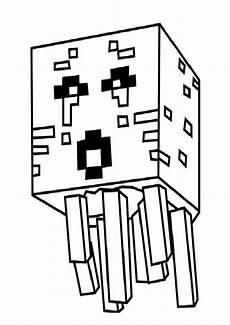 minecraft 6 ausmalbilder malvorlagen