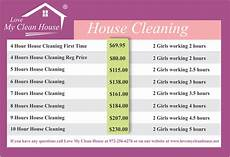 House Cleaners Prices June 2015 Www Lovemycleanhouse Net