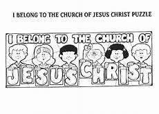 I Belong To The Church Of Jesus Christ Flip Chart I Belong To The Church Of Jesus Christ Puzzle B W Finch