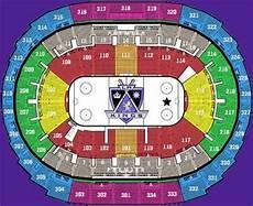 La Kings Seating Chart Ticketmaster Der Staples Center In Los Angeles Heimat Der La Kings